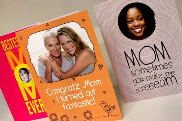 Mother's Day Cards for teenagers