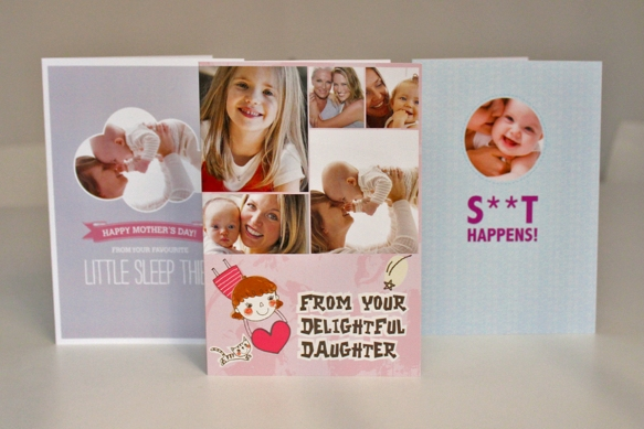 Cute / Kid's Mother's Day Cards